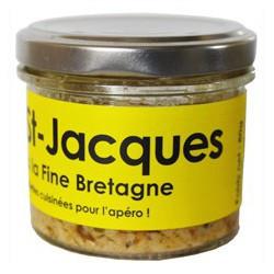 Saint-Jacques à la Fine Bretagne