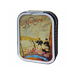 "Sardines in extra virgin olive oil, ""St. Nazaire"""