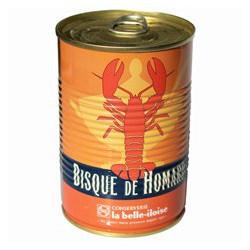 Soupe bisque de homard
