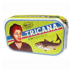 Tuna fish in vegetable oil