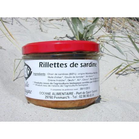 Home > Terrines and rillettes > Sardine rillettes
