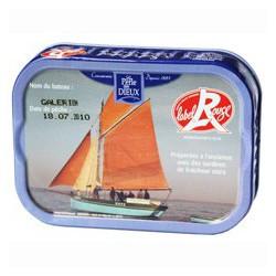 Sardines à l'huile d'olive Label Rouge