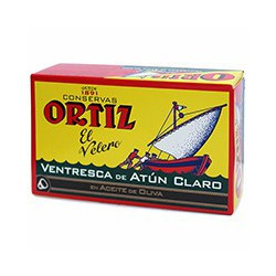 Ventrêche de thon albacore