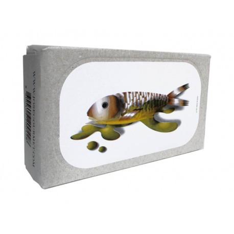 Petites sardines à l'huile d'olive extra vierge