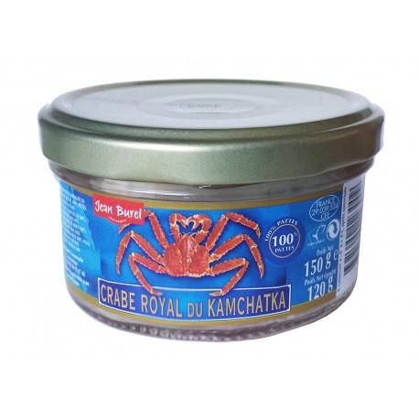 Crabe Royal du Kamchatka
