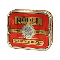 Sardines à l'huile d'olive, 173g