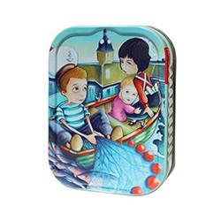 Sardines à l'huile d'olive, rêves d'enfants 2016