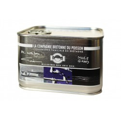Coffret de 3 boîtes de sardines millésimées à l'huile d'olive bio