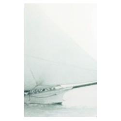 "Sailing boat plate ""Gitana"""