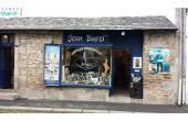 La boutique Jean Burel à Pont-Aven
