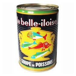 Soupe de poissons bretonne