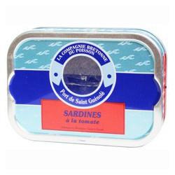 Sardines with tomato