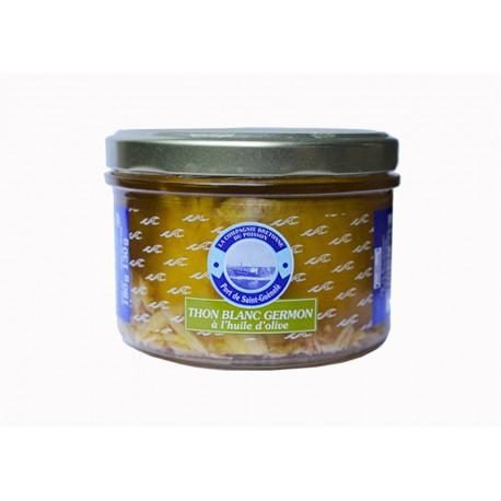 Thon blanc Germon à l'huile d'olive 180g