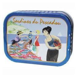 Sardines of pescadou