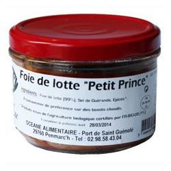"Monkfish liver ""Petit Prince"""