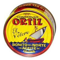 Albacore Tuna in olive oil