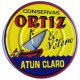 Thon albacore à l'huile d'olive