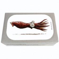 Bouillabaisse de calamars à la portugaise