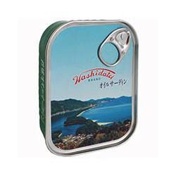 Sardines à l'huile de coton