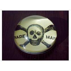 "Paperweight ""skull"""