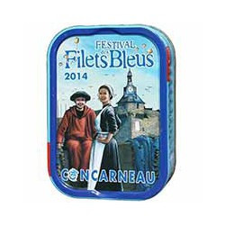 "Sardines in Olive Oil 115g, ""Festival of blues nets 2014"""