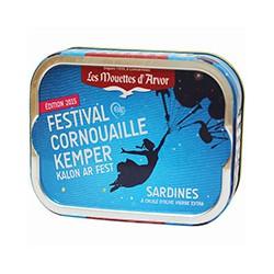 Sardines Fête de Cornouaille 2015