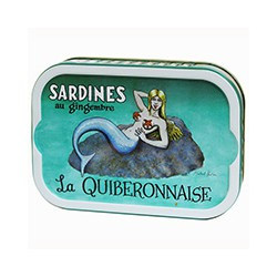 Sardines with ginger