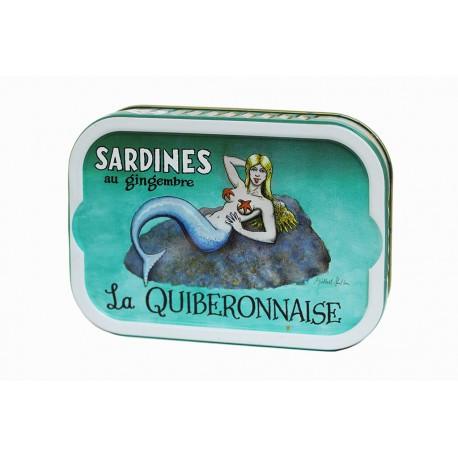 Sardines au gingembre