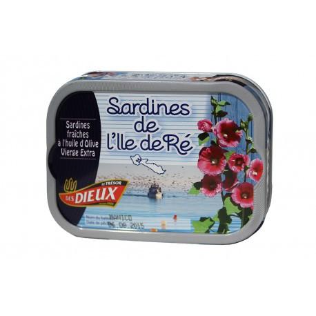 Sardines de l'île de Ré