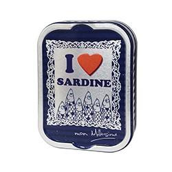 Sardines à l'huile d'olive I love sardine