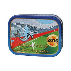 Sardines with extra virgin olive oil 2016