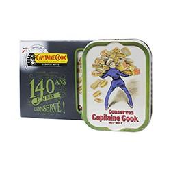 Coffret 140 ans sardines à l'huile d'olive