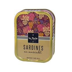 Sardines marinées au muscadet