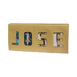 Coffret José Gourmet de 4 boîtes