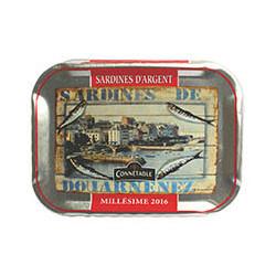 Sardines d'argent Millésime 2016