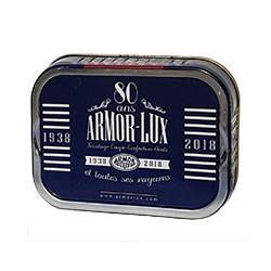 Sardines à l'huile d'olive 80 ans Amor-Lux 2018
