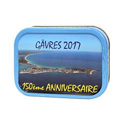 Sardines à l'huile d'arachide 150ème anniversaire Gâvres 2017