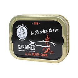 Sardines tomates et olives à la Népita corse
