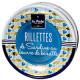 Rillettes de sardine au beurre de baratte
