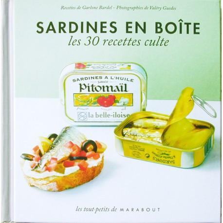 Sardines en boîte, les 30 recettes culte