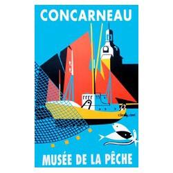 Musée de la Pêche, Concarneau