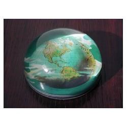 "Paperweights ""World"""