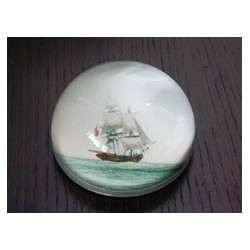 "Paperweights ""Ship"""