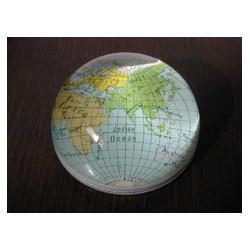 """Paperweights """"Eastern Hemisphere"""""""