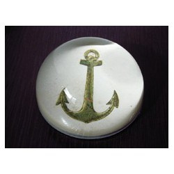"Paperweights ""anchor"""