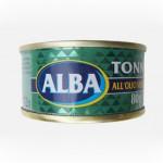 Thon à l'huile végétale, 2009 Alba.