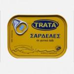 Sardines à l'huile d'olive, 2009, Trata.