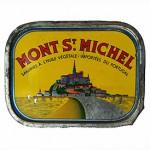 Sardines à l'huile végétale Mont St. Michel, Portugal