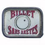 Sardines sans arêtes, vers 1930, Billet, France.