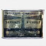 Sardines à l'huile, Wenceslas Chancerelle, france.